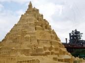 أطول قلعة من الرمل في العالم .. بمدينة في ألمانيا