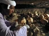 شاهد.. اكتشاف ضخم لمقبرة صانع مجوهرات فرعوني في مصر
