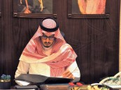 """نائب أمير المنطقة الشرقية يناقش المسؤولين في مشاكل طريق """"العقير"""" ويأمر بالحلول السريعة"""