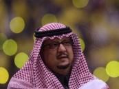 """""""فيصل بن تركي"""" لرئيس """"الريان"""" القطري : وطني  لو نازعني فيه عضو من جسدي لقطعته"""