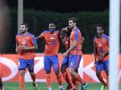 بالفيديو .. الفيحاء يُحقق أول حالة فوز في الدوري السعودي على أحد