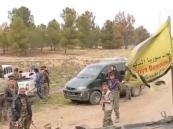 بدء عملية عسكرية واسعة النطاق ضد داعش في دير الزور