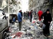 """22 ألف منطقة تلتحق بـ""""وقف إطلاق النار"""" بسوريا"""