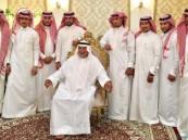 """أسرة الموسى تحتفي بعقد قران """"حسين بن يوسف """""""