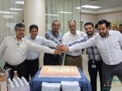 بالصور.. المعهد الوطني للتدريب الصناعي NITI يقيم حفل معايده لمنسوبيه