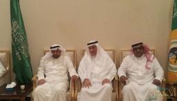 مدراء الدوائر الحكومية يحتفون بالبلوي مدير عام جمارك البطحاء