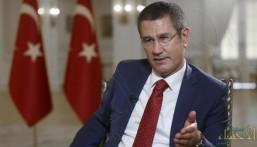 تركيا: لن نسمح بإقامة دولة على أساس عرقي على حدودنا
