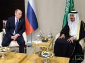 ما هي قصة الشاي الذي قدمه بوتين لخادم الحرمين؟