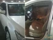 شاهد ماذا وجد مواطن بسيارته بعد شرائها من المزاد