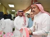 بالصور .. السلطان يفتتح برنامج المسنين في صحي المعلمين