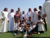 ابتدائية ابن المقرب تحقق كأس البطولة الكشفية الرياضية لمفوضية الملك فهد