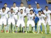 الأخضر الأولمبي يشارك في الدورة الدولية لكرة القدم بالصين