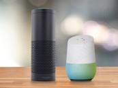 أمازون تتفوق على جوجل في حرب الأجهزة المنزلية الصوتية الذكية