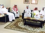 متابعة الأحساء تستقبل مدير عام فرع وزارة العمل والتنمية الاجتماعية بالمنطقة الشرقية