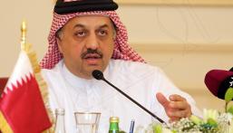 """وزير قطري يغازل القاهرة ويوجه اتهامًا """"مهينًا"""" إلى الإعلام المصري"""