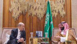وزير الخارجية الفرنسي: الحريري قبِل دعوة الذهاب إلى باريس