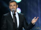 حذف حفلي كاظم الساهر بالسعودية من روزنامة الترفيه
