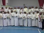 الفيصلية الثانوية تفوز بالوسام الذهبي في حفل المدارس المعززة للصحة