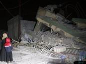 بالفيديو والصور.. زلزال يهز العراق ويحصد 400 قتيلا في إيران و6000 جريح!!