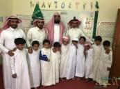 بالصور… مدير تعليم الأحساء يتفقد مدارس هجرة الأحمدية