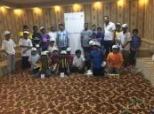نادي الحي الإمام عاصم ومركز أفلاذ يحتفون باليوم العالمي للطفل