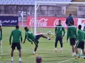 """اليوم الثلاثاء .. المنتخب السعودي يواجه """"لاتفيا"""" وديًا"""