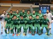 تصفيات غرب آسيا للصالات : المنتخب السعودي يتعادل مع الإمارات