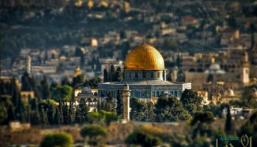 تلفزيونات مصر والأردن وفلسطين تبدأ بثًّا موحدًا تضامنًا مع القدس