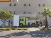 """بالصور.. إنقاذ 180 حالة وإصابة 4 في """"ماس كهربائي"""" بفرضية بمركز """"الأمير سلطان"""""""