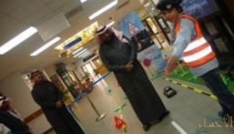 """ابتدائية """"الأمير سعود بن نايف"""" تختتم مبادرة """"السلامة المرورية"""" بمعرض توعوي"""