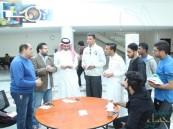 بالصور.. معلومة كل أسبوع في جامعة الملك فيصل