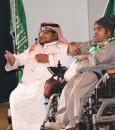 """""""ذوي الإعاقة"""" بالأحساء تشارك التأهيل الشامل احتفاله بيوم الإعاقة العالمي"""