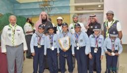 """ابتدائية """"حي النسيم"""" تحصد المركز الثاني بمسابقة """"رسل السلام"""" على مستوى الأحساء"""