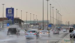 طقس الأربعاء: أمطار رعدية على 6 مناطق