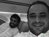 صورة.. آل الشيخ والقحطاني يتهكمان على قطر أثناء رحلة عمل لليابان