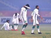 المنتخب السعودي الأولمبي يخرج من المنافسات .. وتأهل منتخبا العراق وماليزيا