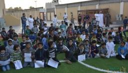 بالصور… حي اليعقوبي يكرم  141 متفوق ضمن برنامج فرحة نجاح