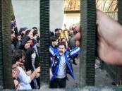 الدفن السري لضحايا الثورة في إيران