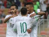 بنصف درزن الأهلي يمزق شباك العروبة ويتأهل إلى ربع نهائي كأس الملك