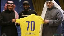 العماني سهيل يوقع رسمياً مع النصر.. ويرتدي الرقم 70