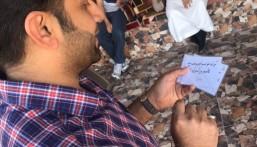 """بالصور… أيتام جمعية الرميلة في ضيافة """"بوزيد"""""""