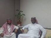 """""""بوبشيت"""" يتفقد البرنامج العلاجي بإبتدائية الأمير محمد بن فهد بالهفوف"""
