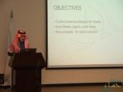 مستشفى الملك عبد العزيز بالحرس الوطني تقيم المؤتمر الثاني عشر للباطنة