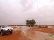 الحصيني يتوقع انتهاء الحالة الماطرة اليوم بعد موجة من التقلبات الجوية
