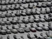 بالصور.. الثلوج تكسو أوروبا وتشل حركة طرقات وطائرات