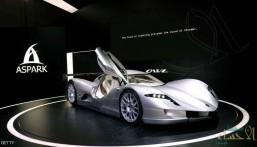 الكشف عن سيارة يابانية كهربائية بسرعة صاروخية !!