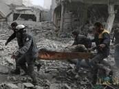 طائرات النظام تخرق اتفاق الهدنة في سوريا بعد ساعات من قرار مجلس الأمن