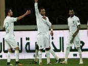 الأهلي يتأهل إلى دور نصف النهائي لكأس خادم الحرمين الشريفين بفوزه على الفيحاء