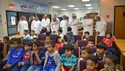 المبادرة الوطنية للوقاية من التسوس في ابتدائية صلاح الدين
