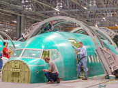شركة فرنسية تؤسس مصنعًا لإنتاج قطع غيار الطائرات بالسعودية